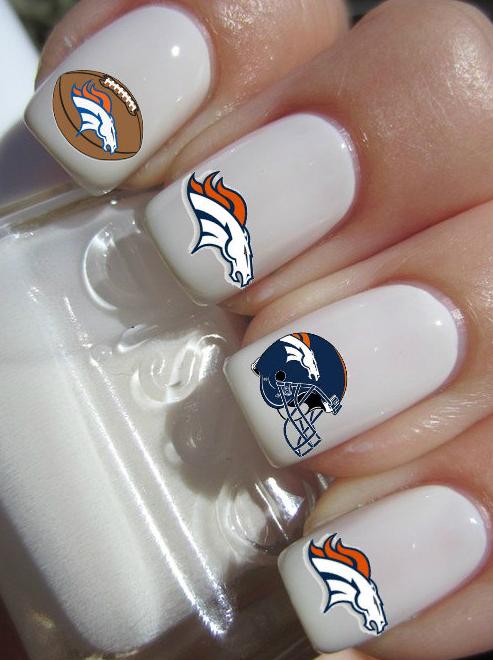 5 Fantastic Football Themed Nail Art Ideas | Girl Chat Sports